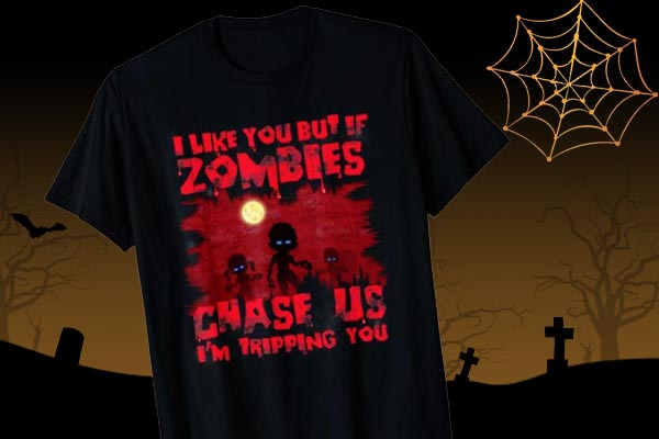 10 Funny Zombie Halloween T-Shirts for 2019 | NerdShizzle com